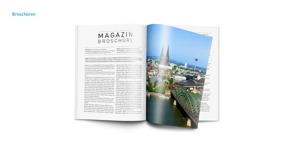 Broschüren & Hefte